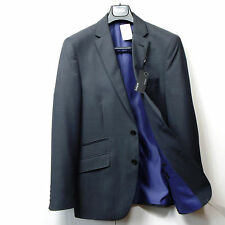 "New M&S AUTOGRAPH Fine WOOL BLEND Tailored BLAZER JACKET ~ Size 38"" Short ~ GREY"
