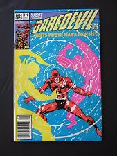 Daredevil #178  F/VF 1982 Elektra App. Frank Miller Art and Story  Marvel Comics