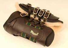 new Rhinegold leather tendon boots with detachable sheepskin / neoprene liner