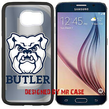 NCAA Butler Bulldogs Samsung Galaxy S3, S4, S5, S6, S6 Edge+ TPU Phone Case