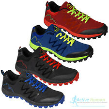 More Mile Cheviot 3 Mens Off Road Mud Trail Running Hiking Fell Shoes Trainers