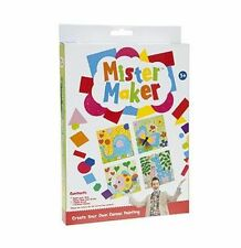 Mister Maker Craft Kit (Create Your Own Canvas Painting) **NEW**