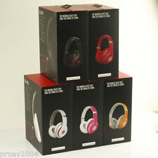 Beats By Dr Dre AUTHENTIC GENUINE STUDIO 2.0 WIRED Over Ear Headphones 2013-2014