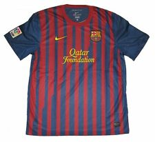 FC Barcelona Jersey Nike 2011/12 Home Shirt Spain Soccer