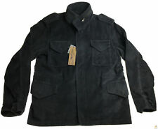 MEN'S CORD JACKET 100% Cotton Warm Winter Full Zip Coat Corduroy Lined S-3XL New