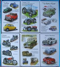 THEMED VEHICLES NOTEBOOK NOTE PAD - CHOICE OF 6 - MATCHING WRAPPING PAPER BIKES
