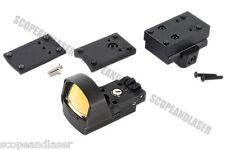 Blackcat Airsoft PD Style Red Dot Sight Black //Tan for Marui G&P AEG BCA-S-001