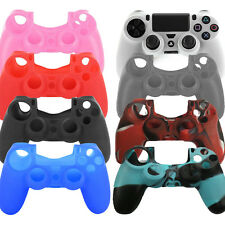 Soft Silicone Rubber Case Gel Skin Cover For Sony PlayStation 4 PS4 Controller