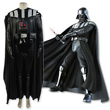 Halloween Custom-Made Star Wars Darth Vader Cosplay Costume Male Clothes
