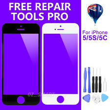 Front Screen LCD Digitizer Replacement Repair Glass for Apple iPhone 5S 5C +Tool