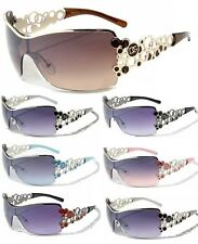 New Womens Ladies Designer Oversized Vintage DG Eyewear Cool Fashion Sunglasses
