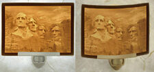 Mt. Rushmore Porcelain Lithophane Night Light