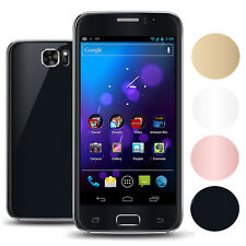 """Cheap 5"""" Unlocked Smartphone Android Qual Core Dual SIM 3G WIFI GPS Cell Phone"""