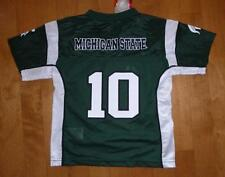 Toddler Boys MICHIGAN STATE Football Jersey Size 2T 3T 4T shirt NWT Spartans