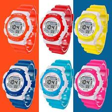 Children Girls Boys Digital LED Sports Watch Kids Alarm Date Waterproof Watch