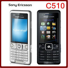 Unlocked Sony Ericsson C510 3G GSM mobile phone 3.2MP camera music cell phone