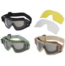 New Military Airsoft Tactical Goggle Shooting Hunting Army Safety Glasses