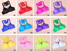 Brand New Sexy Belly Dance Bra Top 12 Colours Available Free Shipping