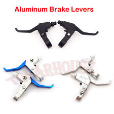 Pocket Dirt Bike Right Left Brake Levers 43 47 49cc Gas Scooter Mini ATV Chopper