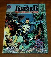THE PUNISHER KINGDOM GONE HARDCOVER GRAPHIC NOVEL MARVEL COMICS SEALED NM