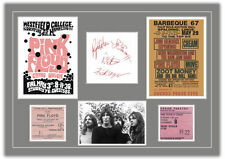 Pink Floyd  - Autographs, Tickets, Concert Posters Memorabilia Poster 2 Sizes