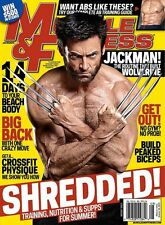 Muscle and Fitness Magazines 2013 Collection USA Editions