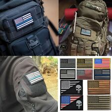 3D Army Embroidery Military Tactical Armbands Decor Sew Badge Applique Decor Hot