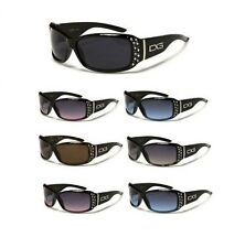 NEW LADIES WOMENS DG EYEWEAR DESIGNER VINTAGE RHINESTONE FASHION SUNGLASSES