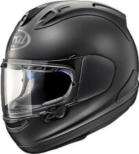 Arai Corsair-X Black Frost Full Face Helmet Snell Rated Free Size Exchanges