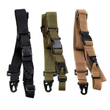 Practice New 3 Point Rifle Gun Sling Outdoor Hunting Rifle Shot Gun Sling Straps