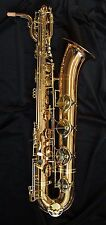 MAGENTA WINDS Baritone Saxophone - BS2G in GOLD BRASS - Brand New - Ships FREE