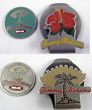 TOMMY BAHAMA GOLF HATCLIP w/ ballmark RELAX - HIBISCUS or PALM TREE - YOU CHOOSE