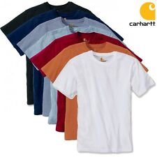 Carhartt T-Shirt Maddock Non Pocket Shirt 100% cotton new S M L XL XXL