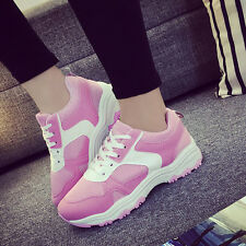 Fashion New Women's Breathable Comfortable Sneakers Casual Shoes Running Shoes