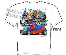 Hot Rod T Shirts Ford Shirt Automotive Shirts Street Rod Shirts 1932 32 Roadster