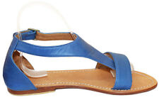 Women shoes sandal summer leather comfort fashion casual Agalia size 2 to 10.5