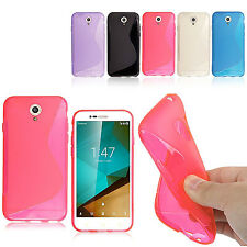 S Line Wave Gel SiliconeCase Cover  For Sony Ericsson Xperia X