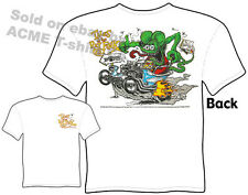 Rat Fink Shirts Hot Rod T Shirts Big Daddy Clothing Tales Of The Fink Outlaw Tee
