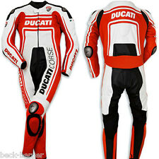 DUCATI Dainese Corse ´14 C2 Leather Suit Estate Leather suit One piece suit NEW
