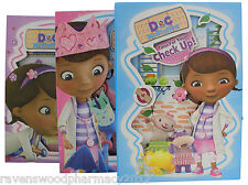 -CLEARANCE- Doc McStuffins :LARGE Lockable Diary Box: ASSORTED DESIGNS