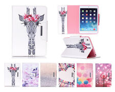 UK Pattern Leather Mangnetic Smart Case Stand Cover for Apple iPad 2 3 4 5 6 Air