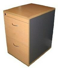 NEW 2 Drawer Filing Cabinet and Lockin Light Wood,Dark Wood
