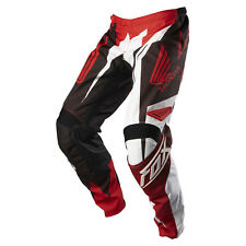 Fox MX YOUTH 180 Pants HONDA RED Boys Motocross offroad trail