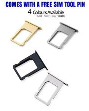 Sim Card Tray Slot Holder w/Open Eject Pin Remover for iPhon 5 4S 4 3 3G 3GS LOT