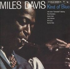 Kind of Blue [Remaster] by Miles Davis (CD,  Columbia) 6 tracks John Coltrane