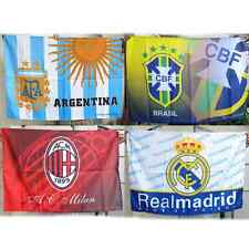 New France Germany England Chelsea Liverpool Football Banner Fans Soccer Flag