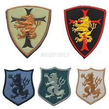 3D Embroidery Military Badge Applique Decor Tactical Army Vogue Morale Patch Sew