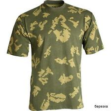 NEW russian soviet camo KLMK t-shirts S M L XL XXL XXXL cotton all size shirt