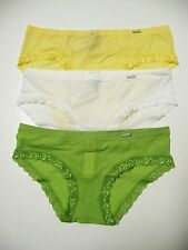 A093BB Gilly Hicks Abercrombie NEW Laced Seamless Nylon Microfiber Boy Bikini PR