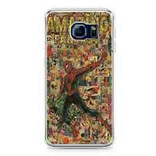 SPIDERMAN COMICS HARD PHONE CASE COVER (FITS SAMSUNG MODELS)